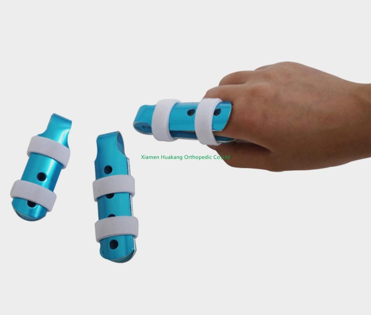aluminum hand finger splints and braces manufacturer