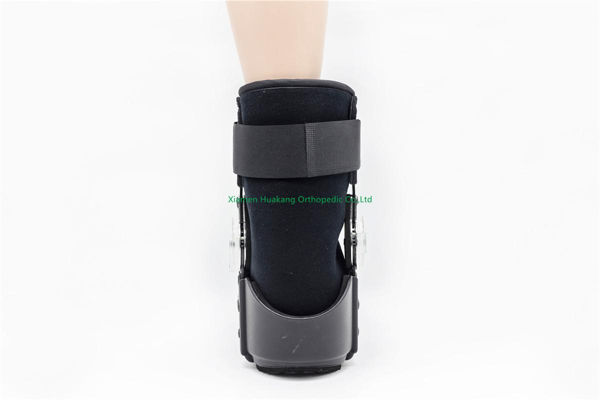 Short pneumatic aircast ROM Walker boot