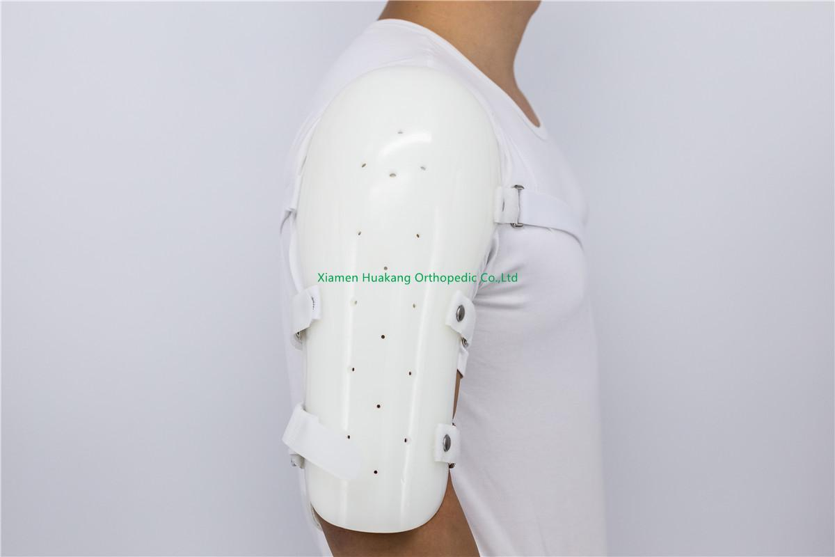 Sarmiento functional humerus brace allows controlled movement,