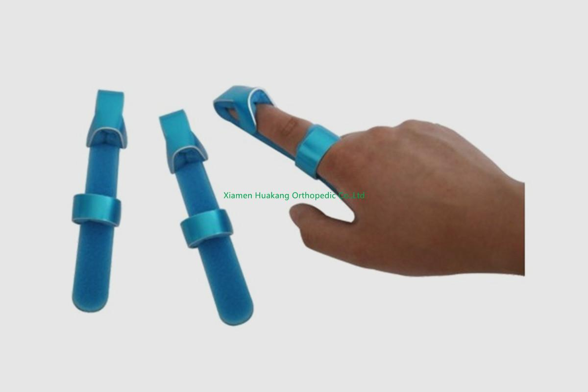 orthopedic baseball finger splint braces and supports
